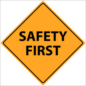 bigstock_Safety_First_Vector_7506065